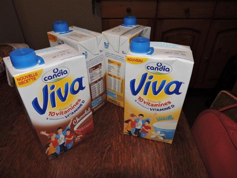 viva chocolat et vanille