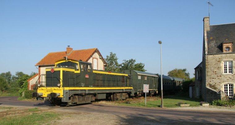 Les targettes du train du Cotentin