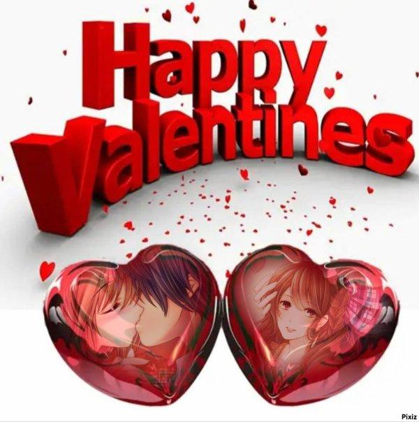 Happy Valentines En Retard :D