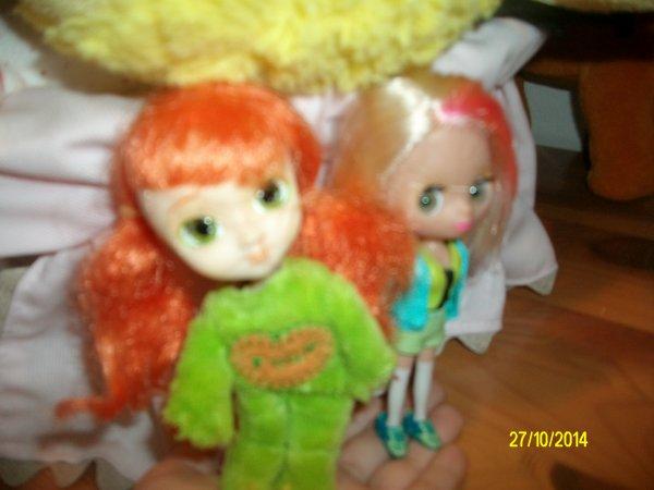 séance photo pour Heaven-Passion .Mes dolls et moi en balade