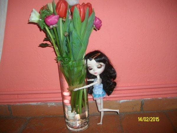 kasaki et la Saint-Valentin
