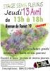 stage semis fleuris, plantes comestibles etc jeudi 13 avril 2017