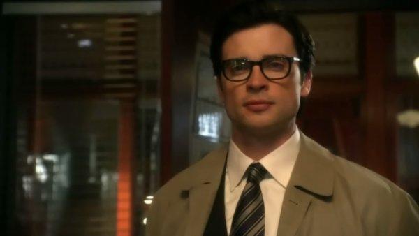 Quand ne Clark et lois commencent à fréquenter Smallville