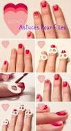~Tuto nails art 1~