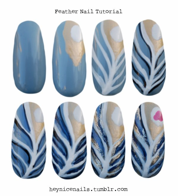 ~Tuto nails art 2~