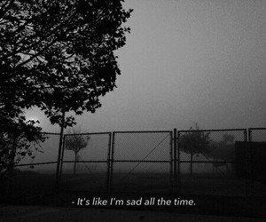 Sad Time, Sad Night, Stars on my sky.