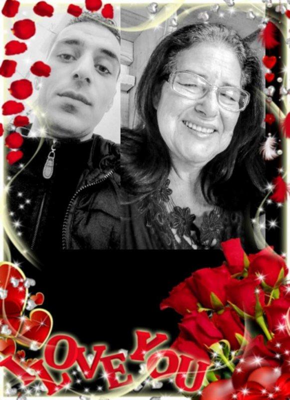 meu amor e eu unidos para sempre