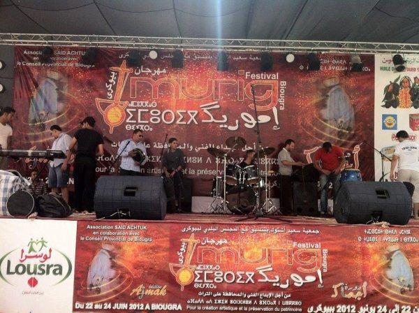 Noujoum achtouken (la balance)de festival imorigg