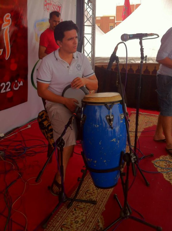 (la balance)de festival imorig 2012