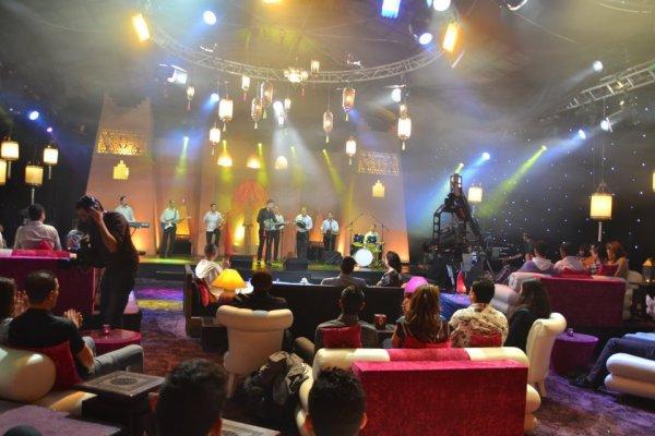 Noujom achtouken à Tv tamazight le 29/02/2012