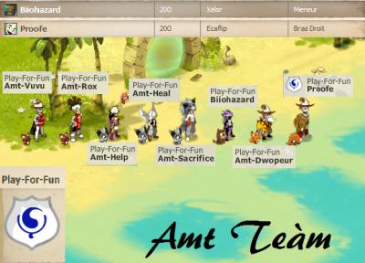 Presentation de Team !