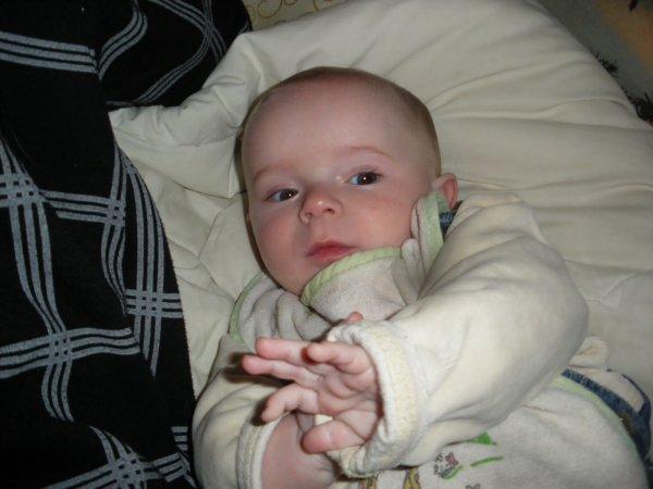 mon fils evan