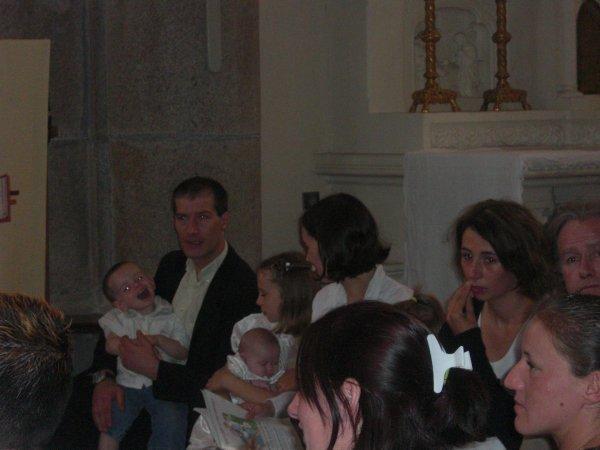 baptème evan et maeva