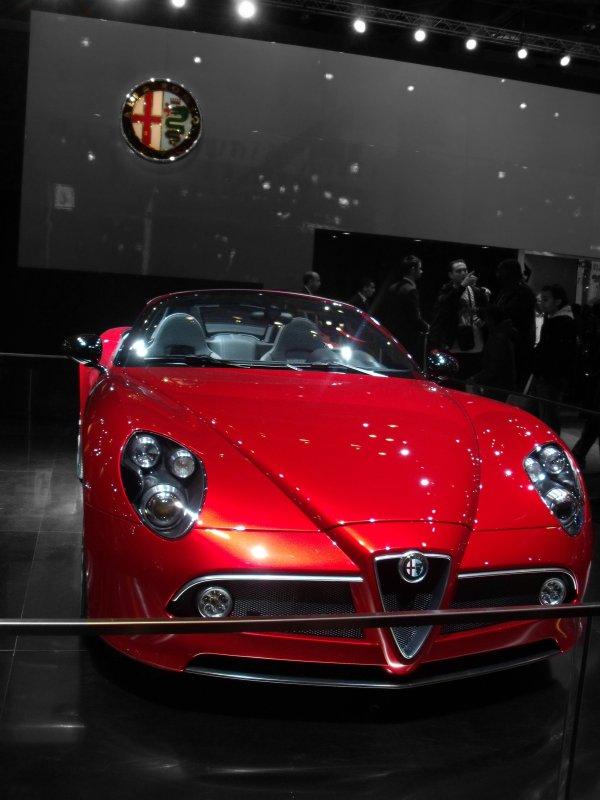 Mondial de l'auto (2010)