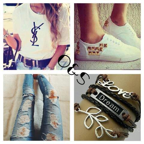 Style de O **