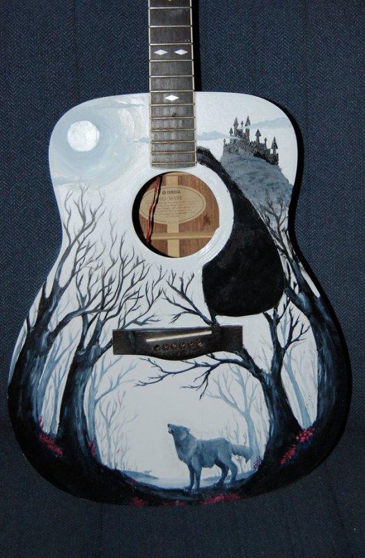 Ma passion ,la guitare