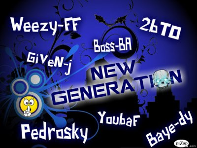 NEW GENERATION RAP