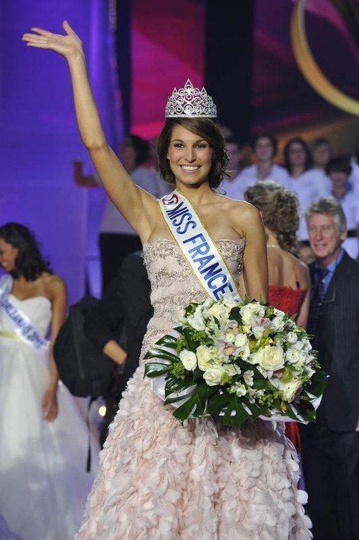 Miss France est magnifique!