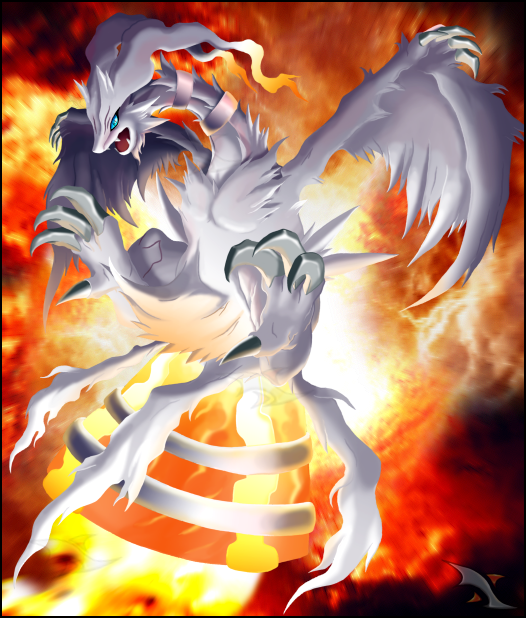 mythOLOgie Reshiram
