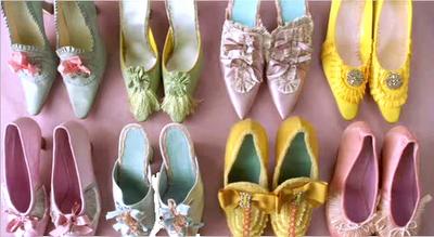 Les gateaux ; ^^ & Chaussures .