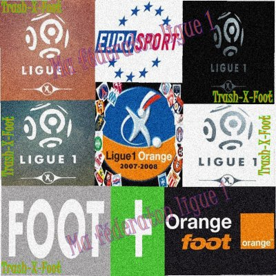 Ma fédération de foot en ligue 1