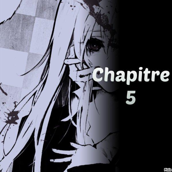 les chapitres : 3 , 4 et 5 de Sang chaud