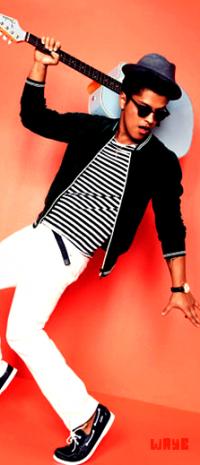 ✎ Rubrique : Z O O M s t a r t i m e ღ Bruno Mars ♥