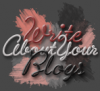 WriteAboutYourBlogs