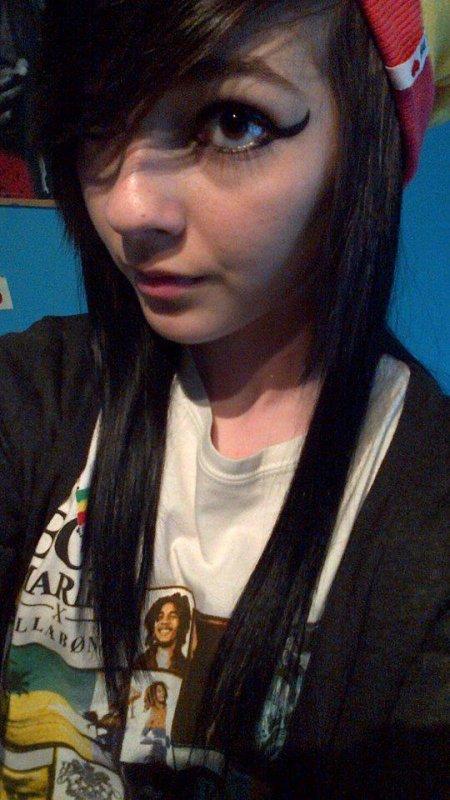 miss my hair :(