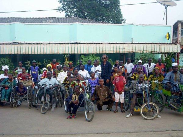Bobfly à Bouaké en 2013