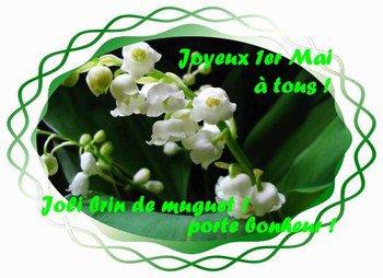 Joyeux 1er Mai à tous !!!