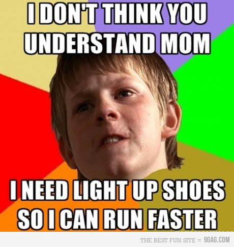 Run faster !