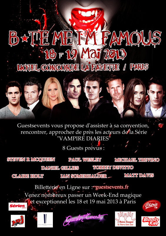 Convention Vampire Diaries