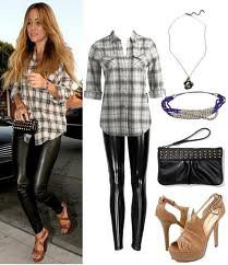 Le look fashion !!