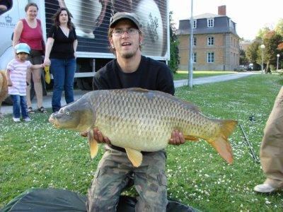 "Mon 1er record, mon 1er gros fish 15+ "" L'écaillée"" !"