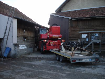 Démolition 2009.