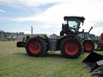 Gros tracteur 2010.