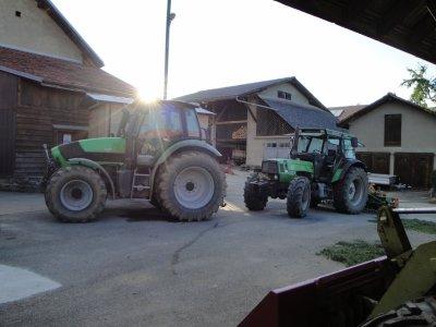 Tracteur 2010.