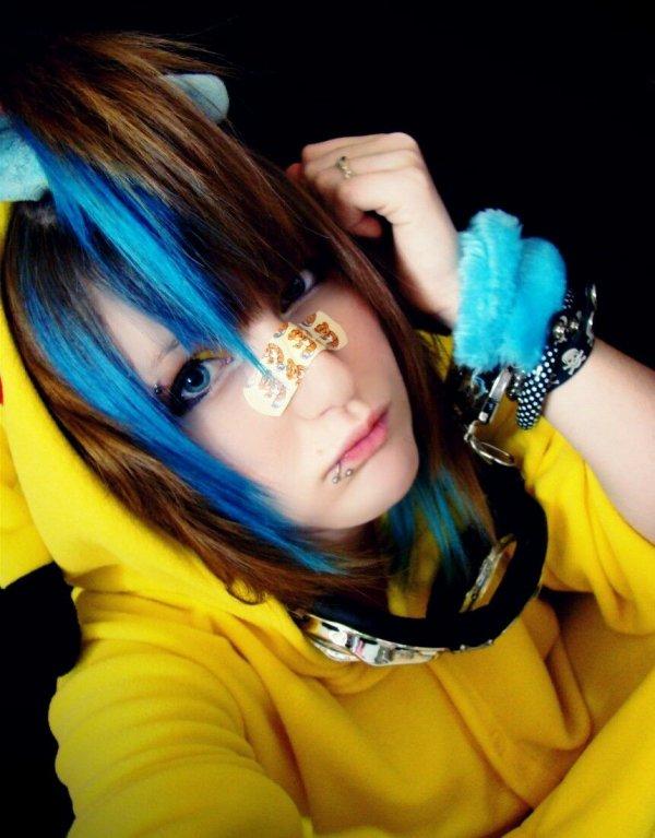 Love ya , pika ~~ (^_-)☆