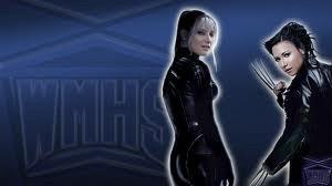 Santana et Brittany style X-men