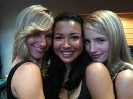 Heather,Naya et Dianna