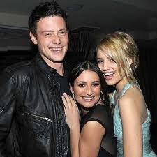 Cory,Lea et Dianna