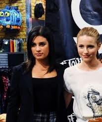 Lea & Dianna