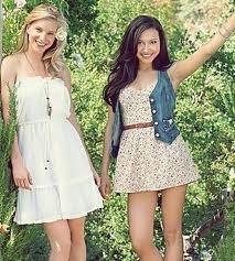 Naya et Heather