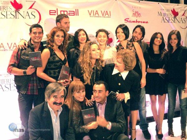 Maite Perroni Mujeres Asesinas 3 DVD