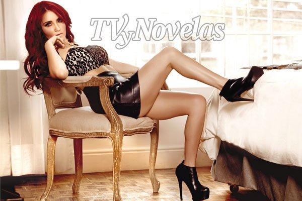 Dulce Maria - Photoshoot's Paco Leija (TVyNovelas) 2013
