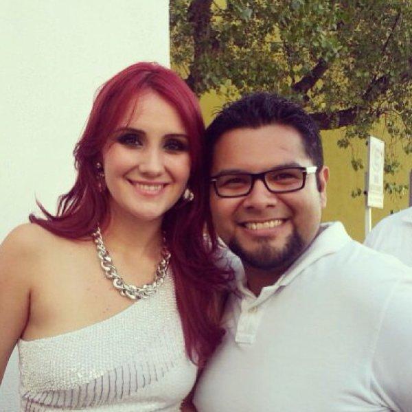 Dulce María no Festival Viva La Radio 2013 em Saltillo, México (02.10.13)