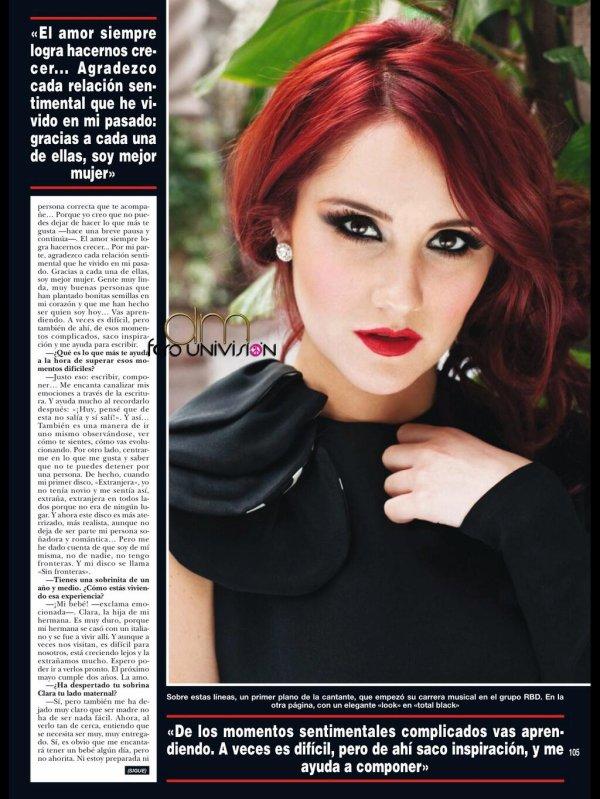 Dulce Maria/Maite Perroni - 2013