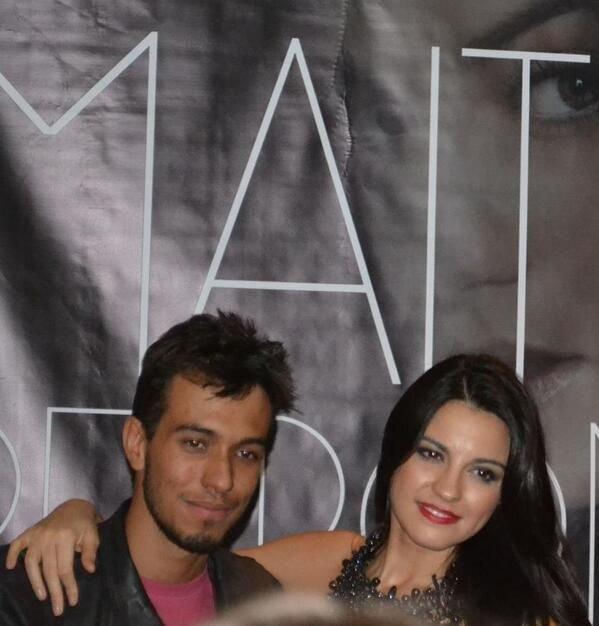 Maite Perroni/Dulce Maria - 2013