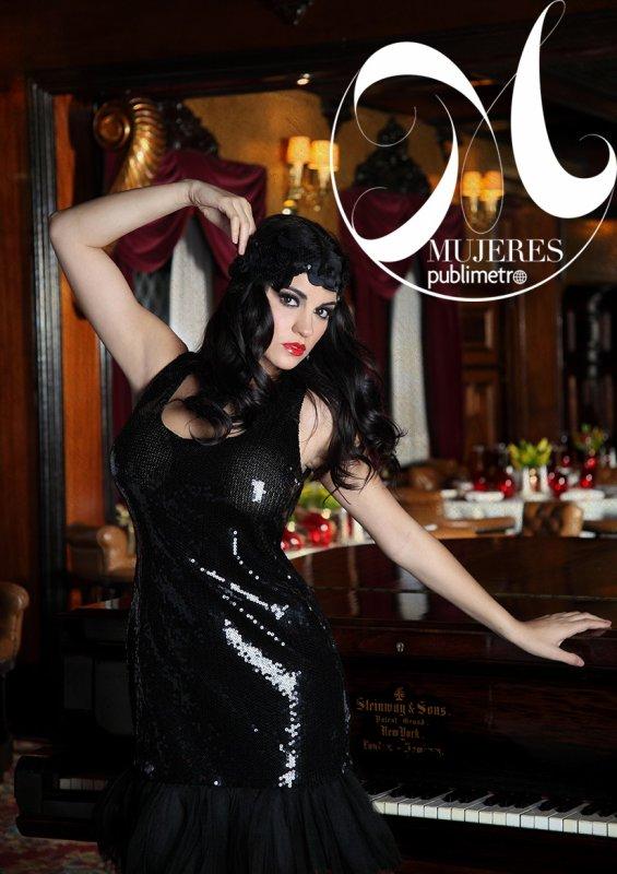 Maite Perroni - Photoshoot's Mujeres Publimetro 2013